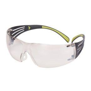 3M™ SecureFit™ Veiligheidsbrillen Krasbestendig, I/O Blauwe Spiegellens