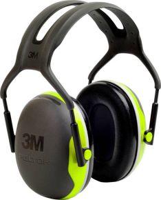 3M™ PELTOR™ X4 Gehoorkap met hoofdbeugel34db