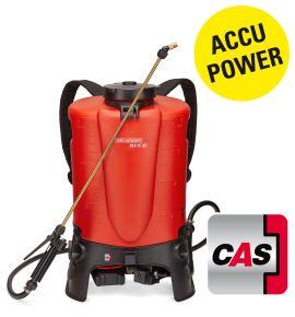 Rea 15 Ac1 rugsproeitoestel met CAS-batterij