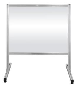 Plexiglas scherm type 1