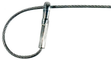 Kabelset Met Oog Wis 2Mm/3M