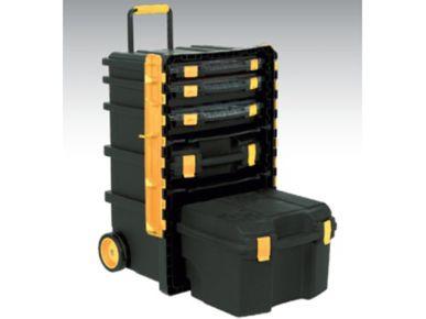 Plastic Mobile Storage