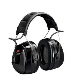 3M™ PELTOR™ WorkTunes™ Pro AM/FM Radio Headset, zwart, hoofdband