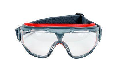3M™ Goggle Gear™, ruimzichtbrillen, Scotchgard™ anticondens, GG501SGAF-EU