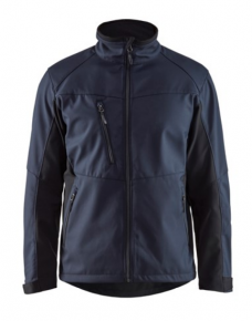Softshell jack 4950 navy