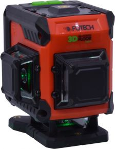MC3D laser Floor Green