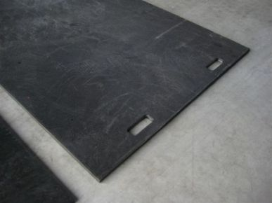 Rijplaat 1m x 3m, 35 Ton, 15mm dikte