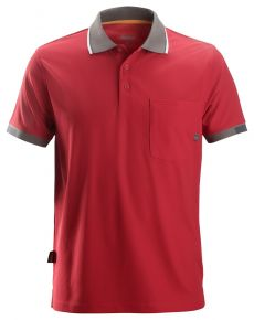 Allround Polo Ch.Red