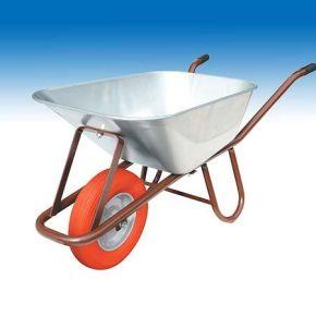 kruiwagen Muba met lekvrij wiel