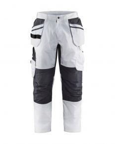 Schilderswerkbroek met stretch en spijkerzakken 1096 C146