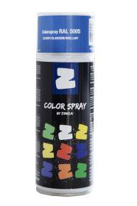 Color spray bij Zinga