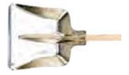 De Pypere aluminiumschop