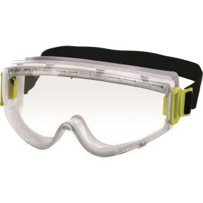 Kleurloze polycarbonaat maskerbril