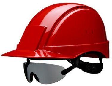 3M™ PELTOR™ V6E geïntegreerde veiligheidsbril polycarbonaat