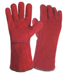 Gys leren handschoenen multifunctioneel