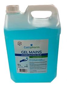 Handgel hydroalcoholische 5L (verwachte levering 10/5)