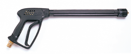 Pistool starlet II met verlenging