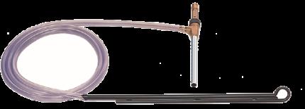 Zandstraalinjector