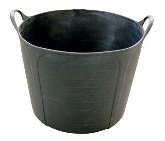 Multi-flex kuip zwart 40 l