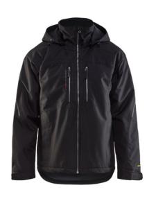 Winter shelljas 4890 zwart