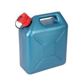 Jerrycan 10L Blauw Metaalkleur