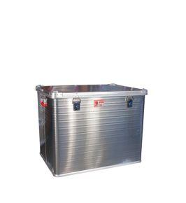 Jumbo aluminium koffer 240L