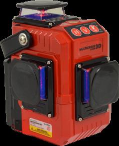 Multicross 3D rood