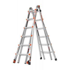 Jumbo Little Giant telescopische ladder velocity 4x6