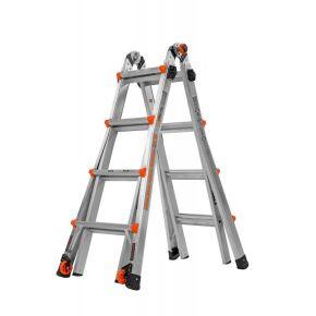 Jumbo Little Giant telescopische ladder velocity 4x4