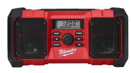 M18™ jobsite radio fm