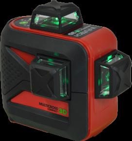 MC3D compact groen