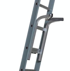 Paalhouder voor ladders