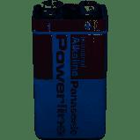 Panasonic batterij 9V
