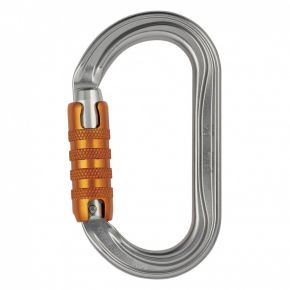 Petzl musketon ok triact lock