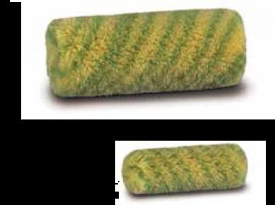 Radiatorrol Thermofusie groen