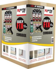 Rectavit easy fix nbs 17m2 combibox