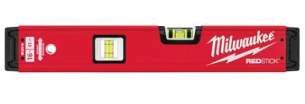 Redstick backbone box waterpassen