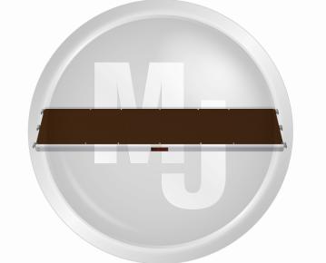 Uc Robuustvlonder 2,57 X 0,61