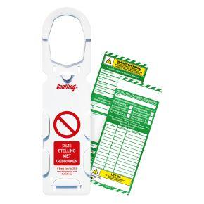 Set Stellingkaarten 10 Houder