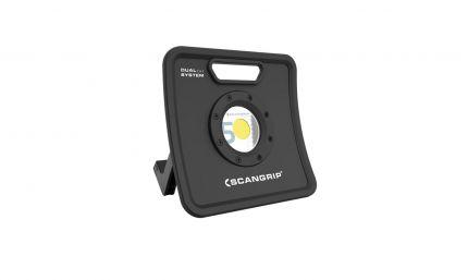 Scangrip Nova 5K C+R all-around werflamp op accu