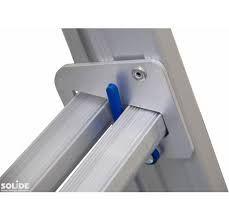 Sporthaak voor aluminium ladder Solide