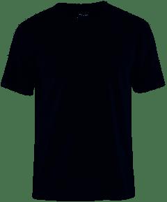 T-shirt 3300 katoen d.grijs