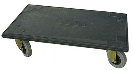 Meubelroller met rubber wielen