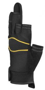 Handschoenen met 3 vingers zonder vingertoppen maat 10