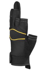 Handschoenen met 3 vingers zonder vingertoppen maat 9