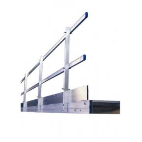 Aluminium Werkbrug 4.20M
