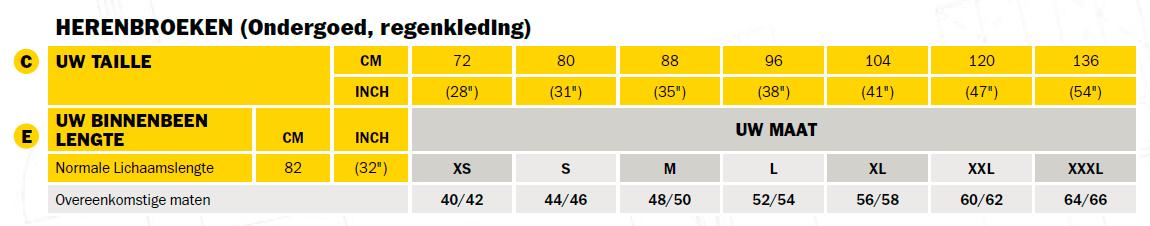 45a9d7748b5 De omkaderde maten zijn vaak uit voorraad leverbaar. Op onze webshop staat  per artikel vermeld welke maten nog meer leverbaar zijn en welke condities  daar ...